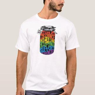 Camiseta de los derechos de los homosexuales