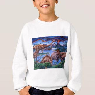 Camiseta de los dinosaurios camisas
