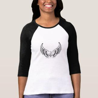 Camiseta de los diseños de los chicas del canal playeras