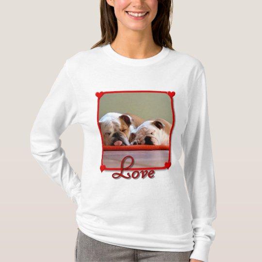 Camiseta de los dogos del amor