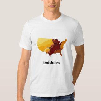 Camiseta de los E.E.U.U. Playera