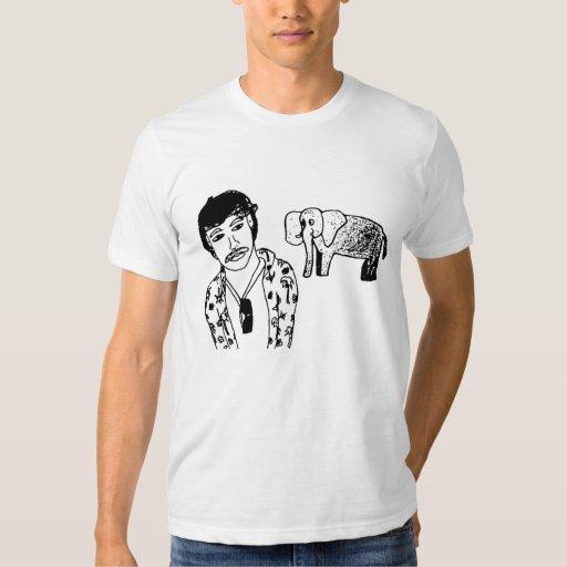 Camiseta de los elefantes poleras