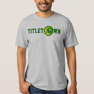 Camiseta de los fanáticos del fútbol del NFL del Playera