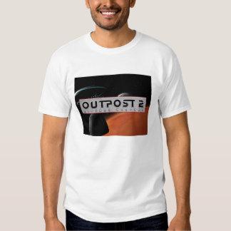 Camiseta de los foros del universo del puesto playera