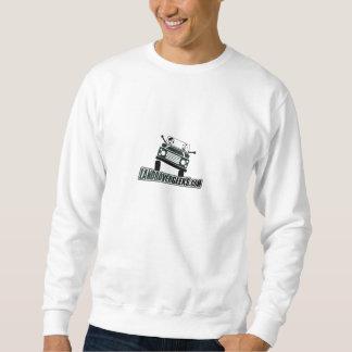 Camiseta de los frikis de Land Rover
