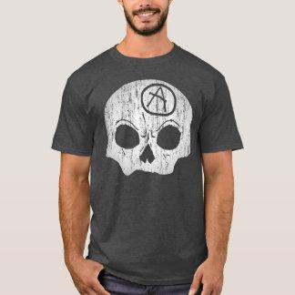 Camiseta de los grises brezos del carbón de leña