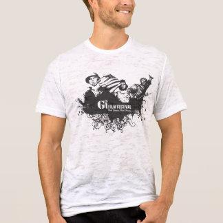 Camiseta de los héroes del guerrero de GIFF