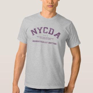 Camiseta de los hombres de los grises brezos de playera