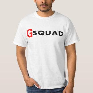 """Camiseta de los hombres """"G-SQUAD"""" de Galletti"""