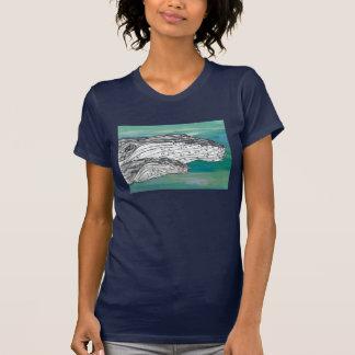 Camiseta de los Humpbacks 01