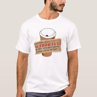 Camiseta de los individuos del combustible del