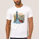 Camiseta de los individuos del scape de la ciudad