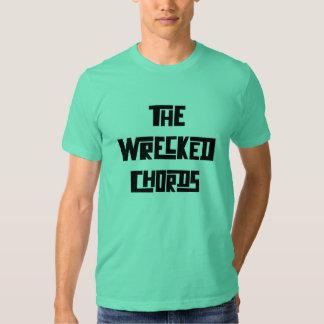 Camiseta de los individuos poleras