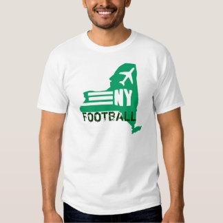 Camiseta de los jets playeras