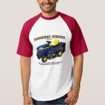Camiseta de los jinetes de Amherst