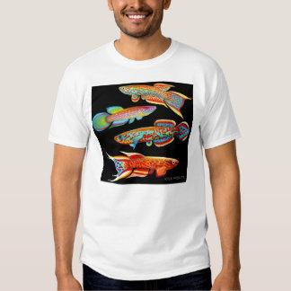 Camiseta de los Killifishes Camisas