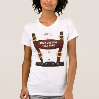 Camiseta de los Lederhosen de Oktoberfest Playeras