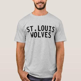 Camiseta de los lobos de St. Louis