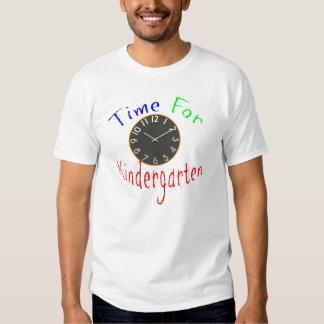 Camiseta de los MAESTROS DE JARDÍN DE INFANCIA Camisas