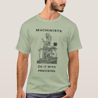 Camiseta de los maquinistas