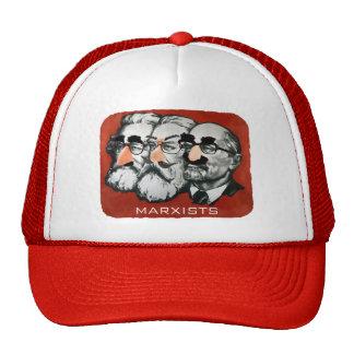 Camiseta de los marxistas gorras