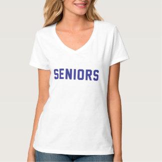 ¡Camiseta de los mayores! Camisas