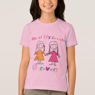 Camiseta de los mejores amigos