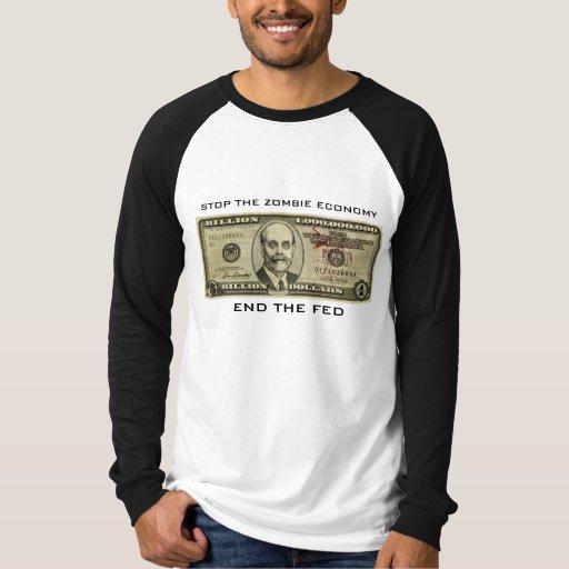 Camiseta de los mil millones del zombi de Ben Camisas