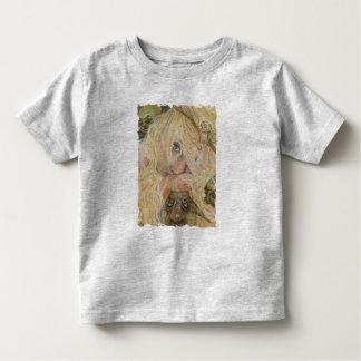 Camiseta de los niños de la princesa y del Goblin Playeras