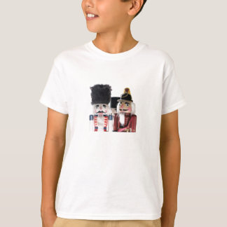 camiseta de los niños de los cascanueces
