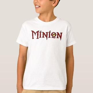 Camiseta de los niños de los subordinados polera