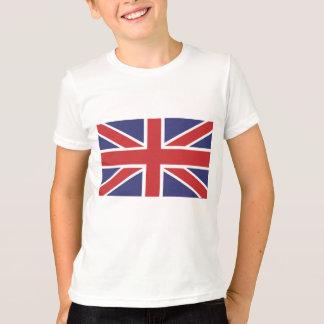 Camiseta de los niños de Union Jack