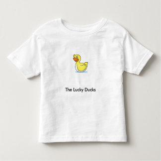 Camiseta de los niños playera