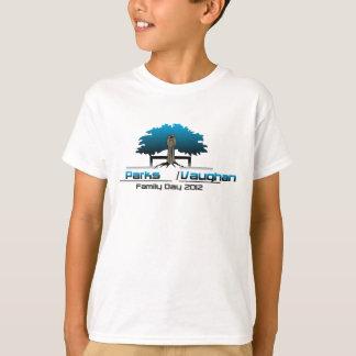 Camiseta de los niños poleras