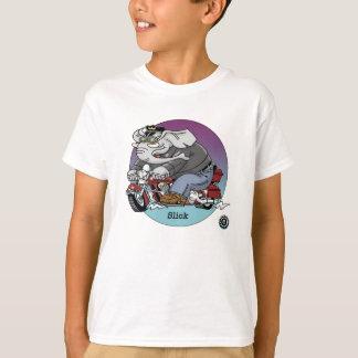 Camiseta de los niños - pulida, motoristas es el ©