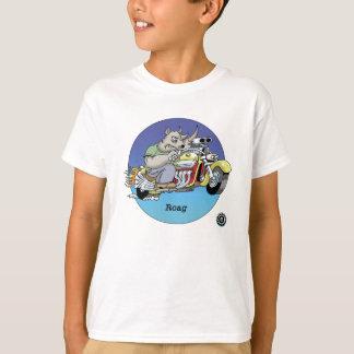 Camiseta de los niños - Roag, motoristas es © de