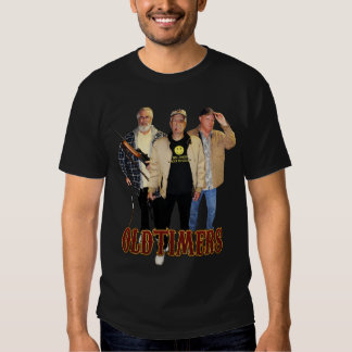 Camiseta de los Oldtimers Playera