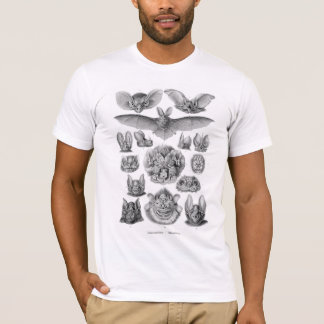 Camiseta de los palos de Haeckel