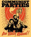 Camiseta de los Partidos Comunistas