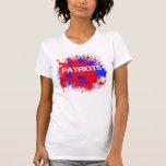 Camiseta de los patriotas