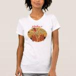 Camiseta de los perros de Tiki