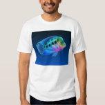 Camiseta de los pescados de Cichlid de Flowerhorn Playera