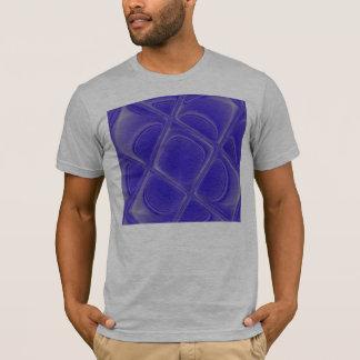 Camiseta de los pétalos del añil