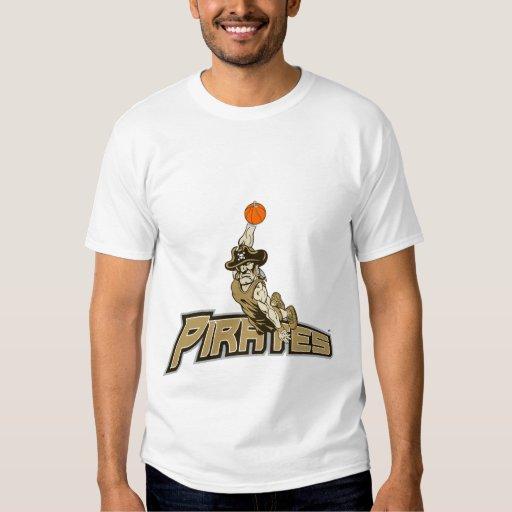Camiseta de los piratas remeras