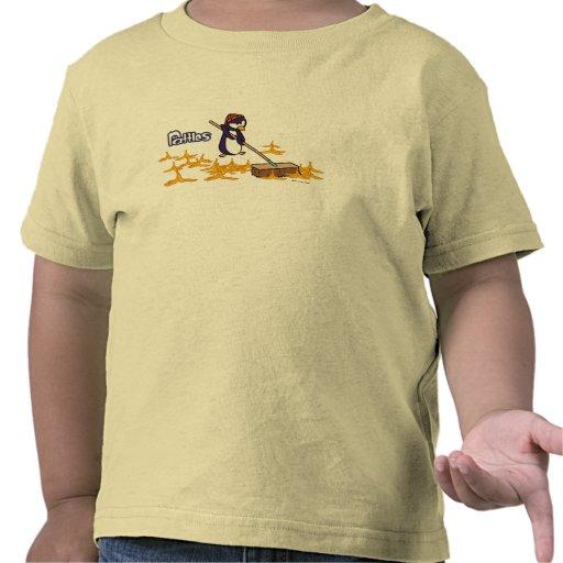 Camiseta de los plátanos de Elvis