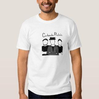 Camiseta de los profetas del Curbside Poleras