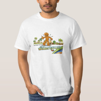 camiseta de los pueblos del vudú del waterhouse camisas