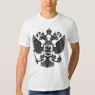 camiseta de los russian_coat_of_arms playera