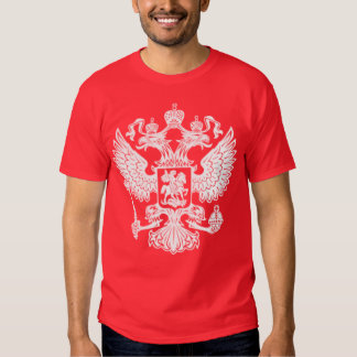 camiseta de los russian_coat_of_arms remeras
