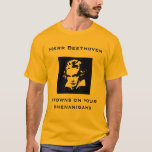 Camiseta de los Shenanigans de Beethoven
